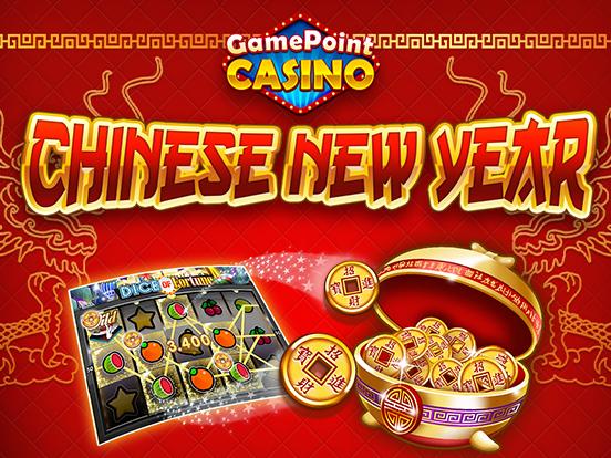 Ano Novo Chinês no GamePoint Casino
