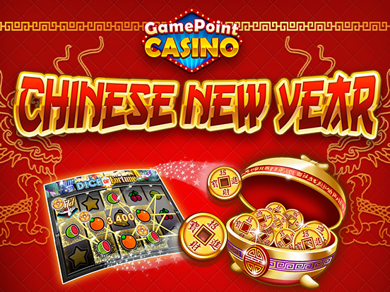GamePoint Casino celebra el año nuevo chino