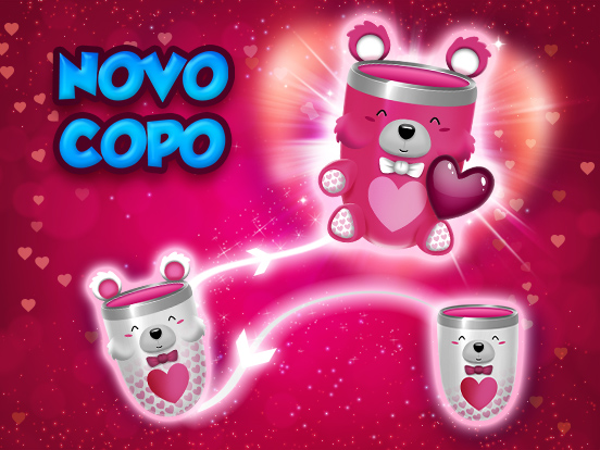 Compartilhe o amor no RoyalDice!