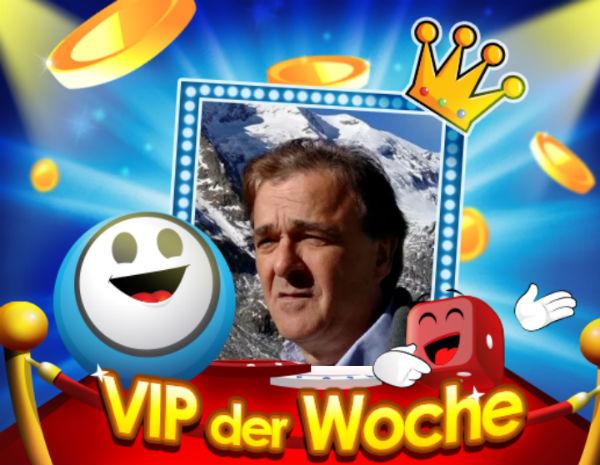 VIP der Woche: FranzMoser