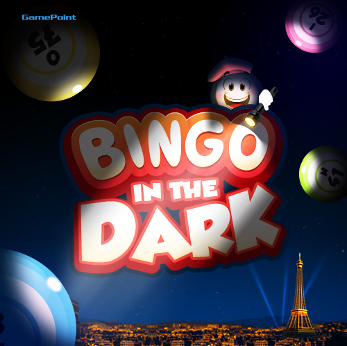 Play Bingo at night in Paris!