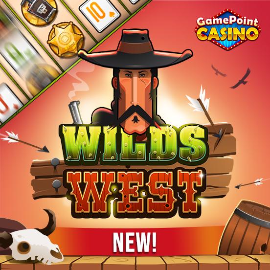 ¡GamePoint Casino da la bienvenida al lejano WILDS WEST!