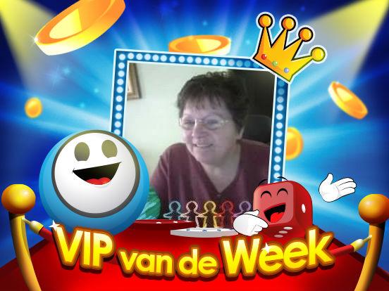 VIP van de Week: GailMoore10