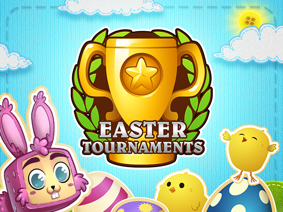 Tournament de Páscoa no RoyalDice!