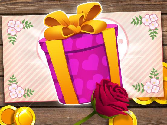 Distribution de Cadeaux !
