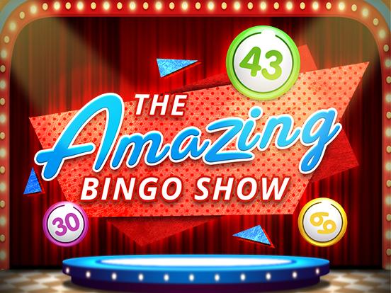 Join the Amazing Bingo Show!