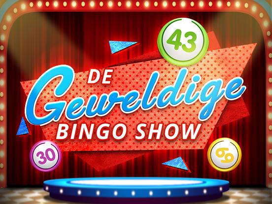 De Geweldige Bingo Show!