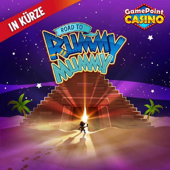 Ein großes Abenteuer erwartet euch in GamePoint Casino!