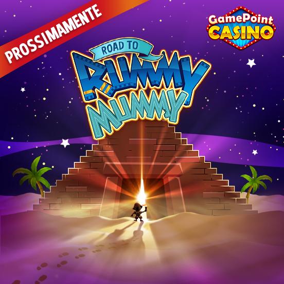 Unisciti a una grande avventura su GamePoint Casino!