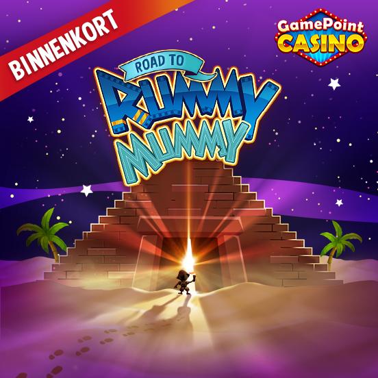 Ga op avontuur in GamePoint Casino!