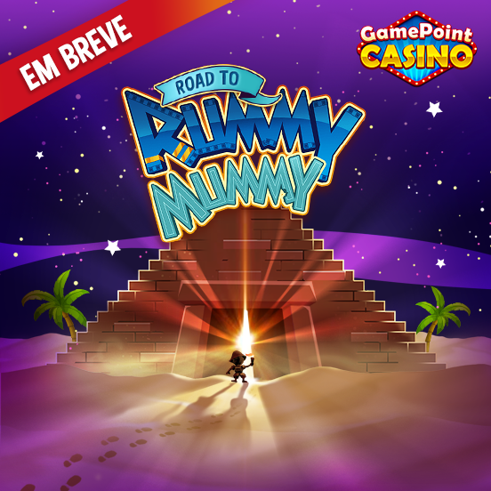Uma grande aventura no GamePoint Casino!