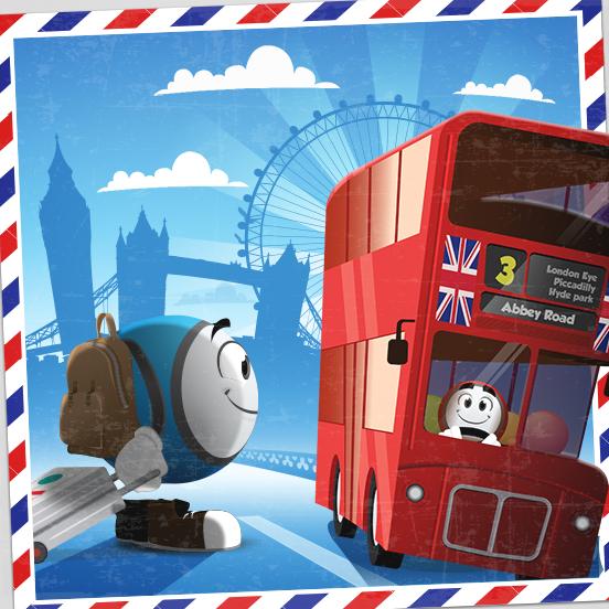 Otra oportunidad de ganar un viaje a Londres