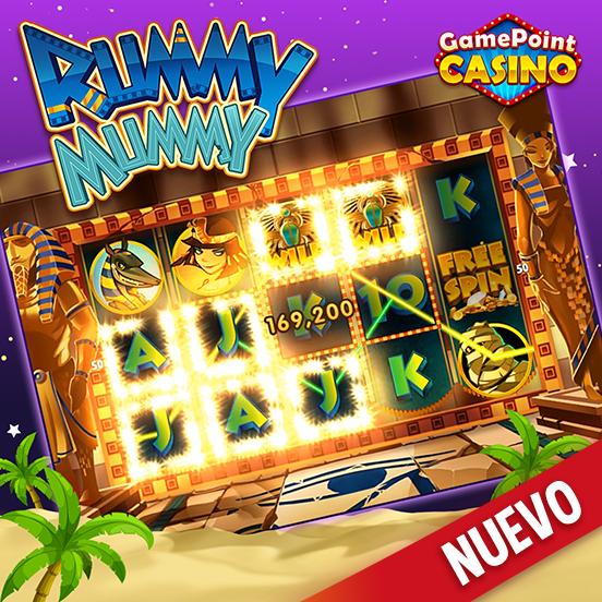 ¡Rummy Mummy ya está disponible en GamePoint Casino!