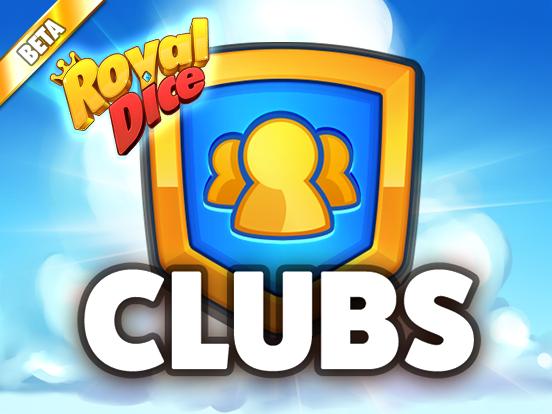 Clubs & Missões no RoyalDice!