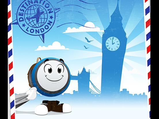 London ruft!