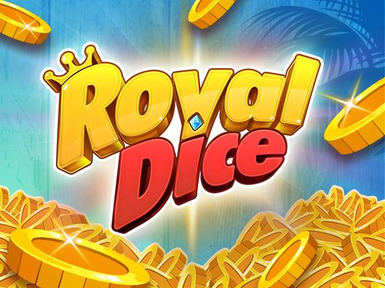 Jackpots RoyalDice Remplis !