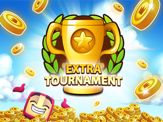 Extra Tournament sur RoyalDice !
