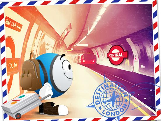 GLOEDNIEUWE Londen Verzamelingen!