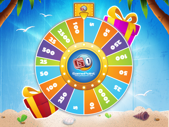 Join us on Facebook and Spin the Wheel Live!