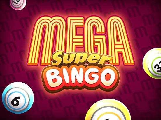 Groots winnen met Mega SuperBingo's