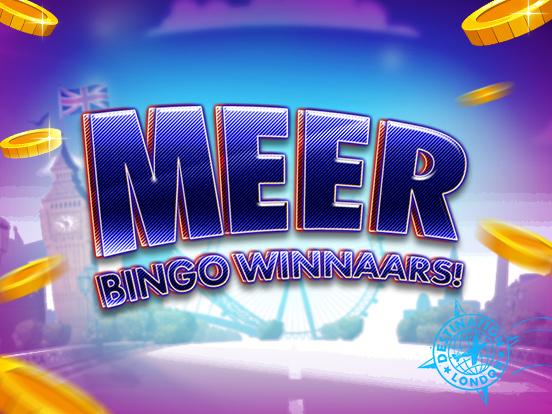 Meer GamePoint Bingo Winnaars