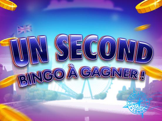 Encore plus de Gagnants au Bingo !
