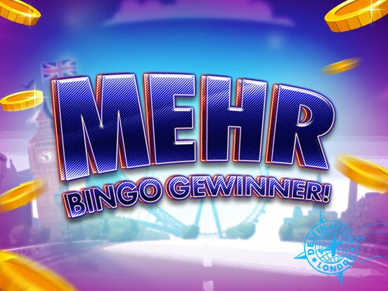 Mehr GamePoint Bingo Gewinner!
