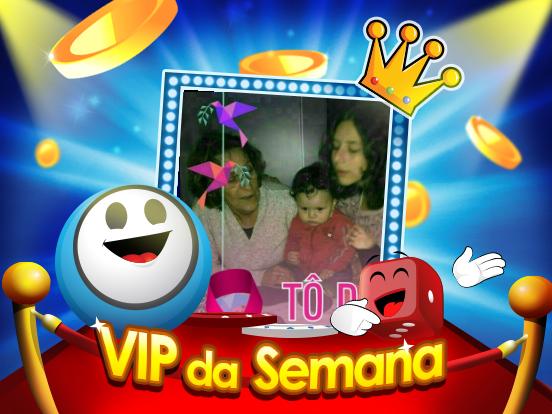 VIP da Semana: MarinaA696!
