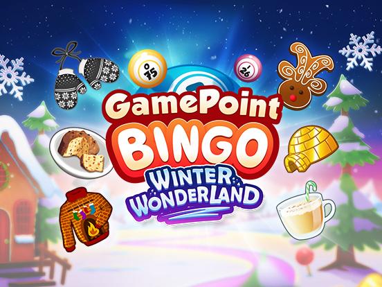 Binky is in Winter Wonderland