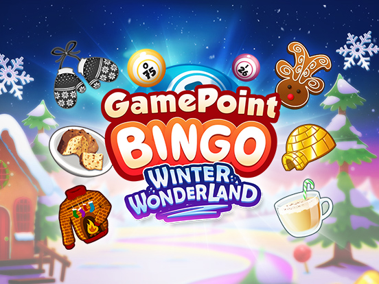 Binky arriva in Winter Wonderland!