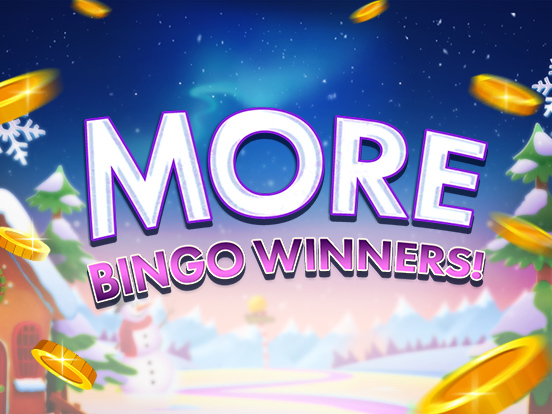 More Winners in GamePoint Bingo!