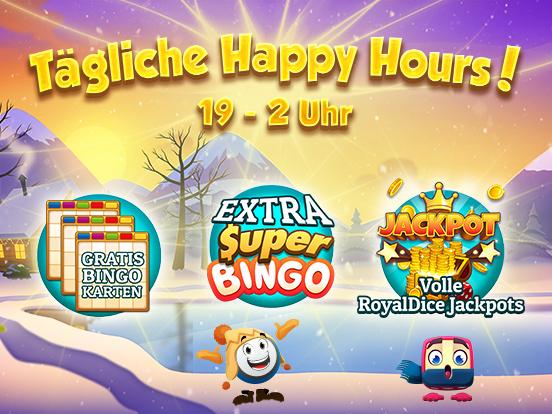 Happy Hours diese Woche!