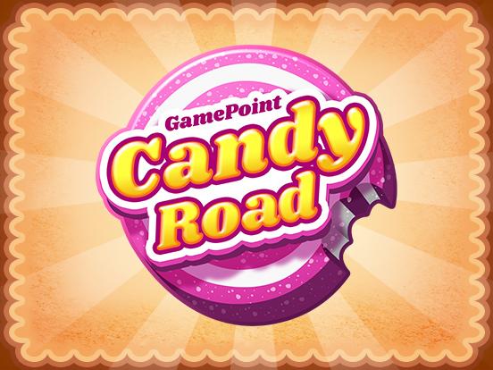 Willkommen zur Candy Road!