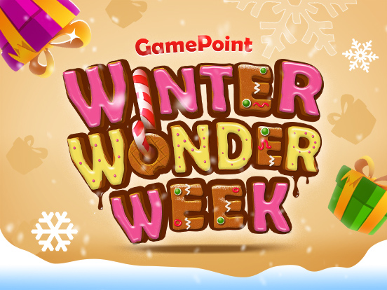 Winter Wonder Week is here!