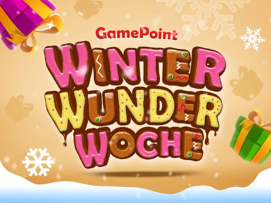 Die Winter Wunder Woche ist hier!