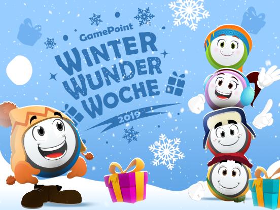 Aktionen in der Winter Wunder Woche