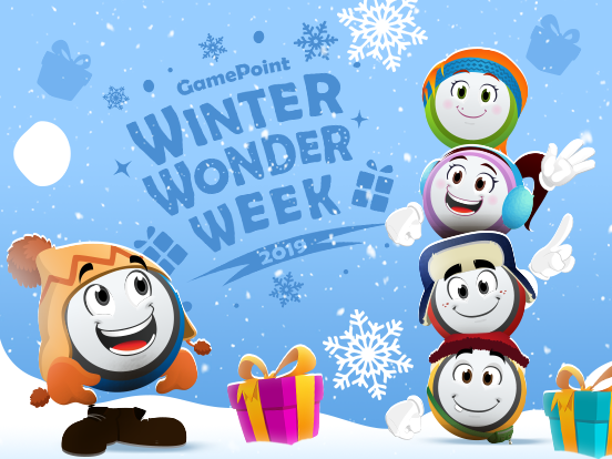 Events throughout Winter Wonder Week