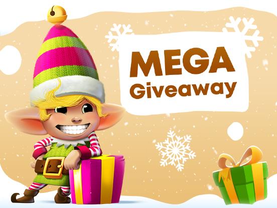 MEGA Giveaway!