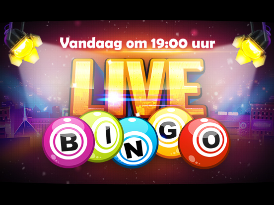 GamePoint presenteert Live Bingo!