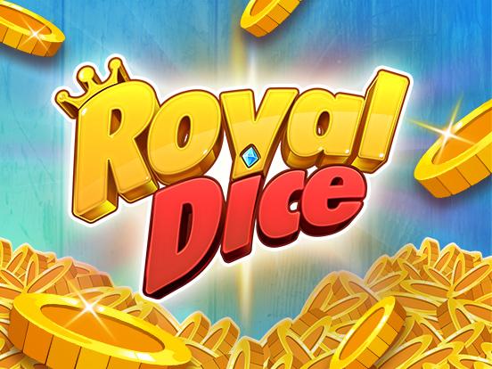 Jackpots no RoyalDice Cheios!