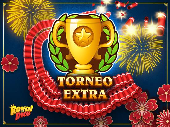 ¡Torneo Extra en RoyalDice!