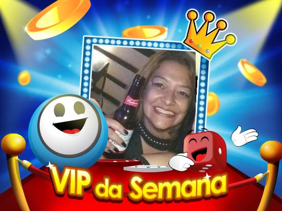 VIP da Semana: MarleneCordeir!