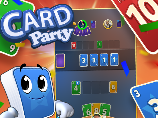 CardParty Update!