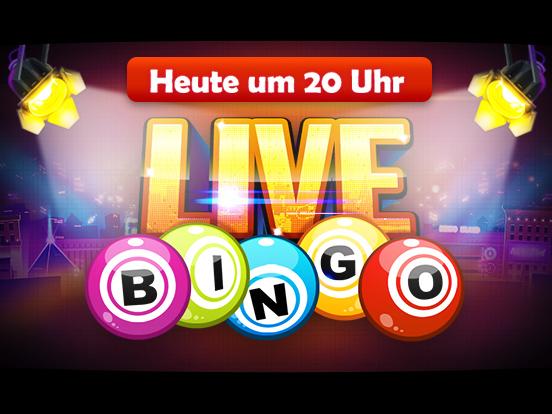 GamePoint präsentiert: Live Bingo!