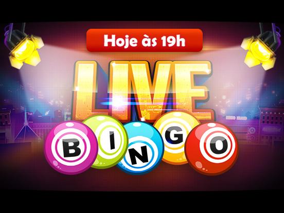 GamePoint apresenta, Live Bingo!