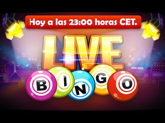 GamePoint presenta ¡Live Bingo!
