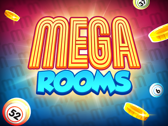 Play in MEGA rooms!