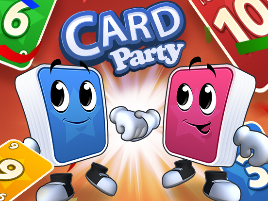Chat with your friends in CardParty!