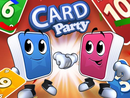 Chat met je vrienden in CardParty