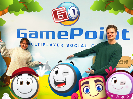 Unsere GamePoint Familie